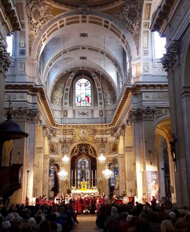 Concert 11 nov 2016 Eglise St Louis en l'Ile